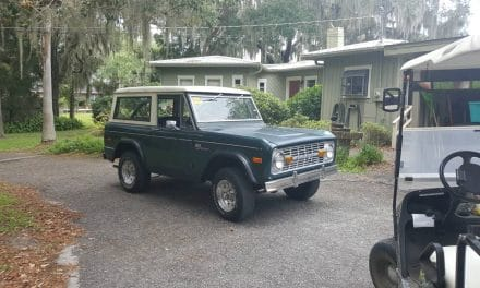 Driver Quality: 1971 Ford Bronco 4×4 Wagon – SOLD!