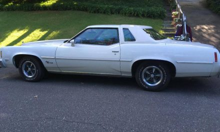 Mystery Model:  1977 Pontiac Grand Prix – SOLD!