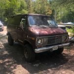 Pathfinder 4X4: 1977 Chevrolet K30 Shorty Van Project – Sold!