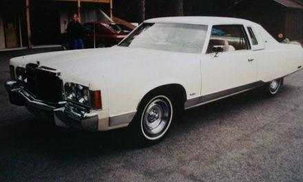 Inheritance Cashout: 1975 Chrysler New Yorker St. Regis – SOLD?