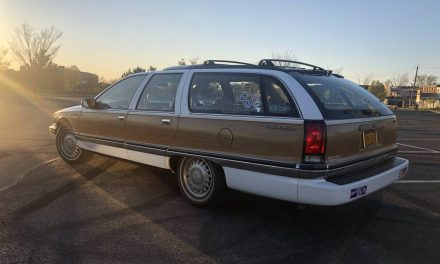 Lost Parking: 1996 Buick Roadmaster Estate Wagon – $7,900
