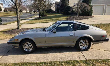 Awesome: 1983 Datsun S130 280ZX 5-Speed – SOLD!