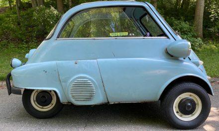 Dimunitive Daily Driver: 1957 BMW Isetta 300 – $16,000