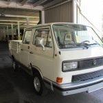 NEW! Award 46:  1985 Volkswagen T3 Transporter Doka – $36,750
