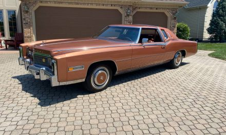 AACA Ready: 1977 Cadillac Eldorado Biarritz 12K Mile Time Capsule – SOLD!