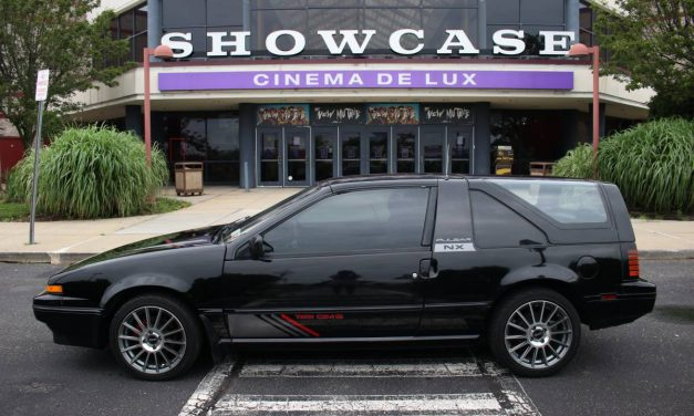 Best of RADWood: 1987 Nissan Pulsar NX SE Sportbak – $8,500