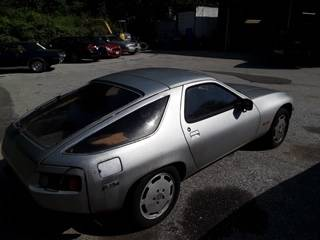 Pasha Undercover: 1979 Porsche 928 Five Speed Project – Listing Expired