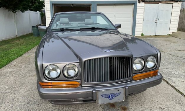 Don King's Car: 1996 Bentley Azure – $42,000