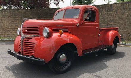 Job-Rated Farm Aid: 1946 Dodge W-Series 1/2 Ton Pickup – SOLD?