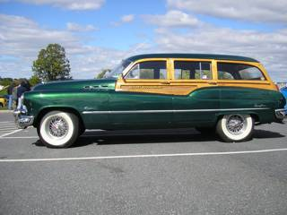 Lovingly Restored: 1950 Buick Super Estate Wagon Model 59 – $35,000