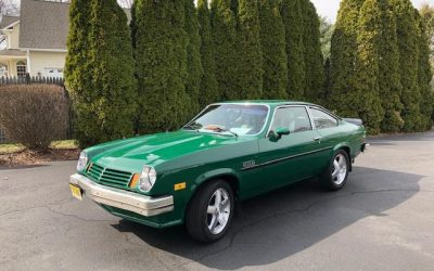 Space 26: 1975 Chevrolet Vega V6 Street Machine – SOLD!