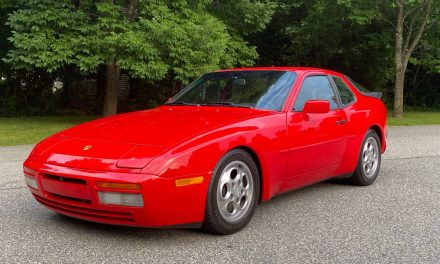 Well Kept 951: 1988 Porsche 944 Turbo – $14,900