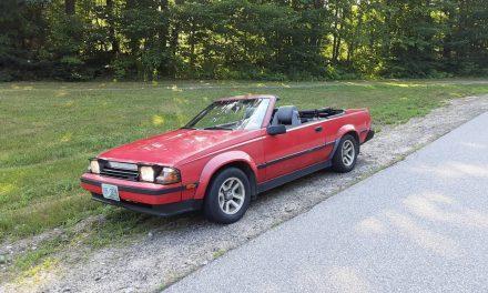 Unicorn 5-Speed: 1985 Toyota Celica GT-S Convertible – $8,500