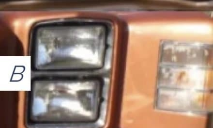 Guess What Ride 27: Stacked Square Headlights