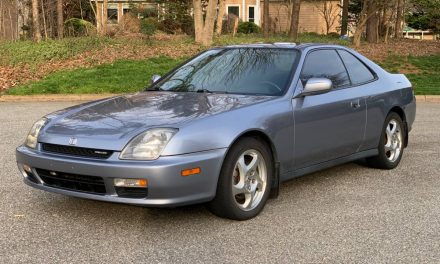 Fifth Gen Survivor: 2000 Honda Prelude – Sold?