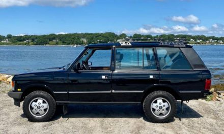 LWB Sable Edition: 1993 Range Rover County – Sold!
