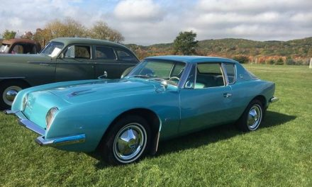 R2 Removed: 1963 Studebaker Avanti – Sold?