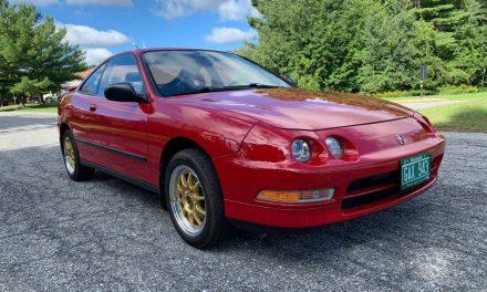 Not Vtech – 1994 Acura Integra 5-Speed 53K Mile Survivor – SOLD!