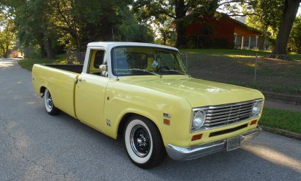 1974 International Harvester 100D Bonus Load Mild Custom – SOLD!