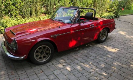 Fast Fairlady: 1968 Datsun 2000 Roadster – Sold?