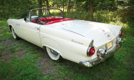 Pick A Price: 1955 Ford Thunderbird – SOLD!