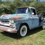 Perfect Patina: 1958 Chevrolet Apache 3100 Stepside – $14,500