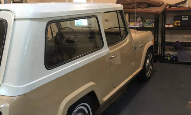 Showroom Condition: 1973 Jeep Commando C104 4×4 Wagon – $25,000