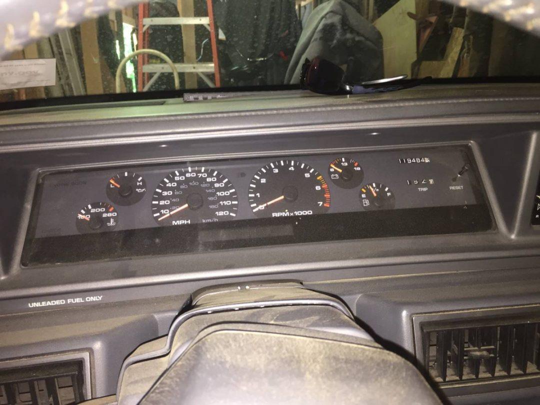 Comfortable Convertible: 1992 Oldsmobile Cutlass Supreme ...