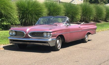 Wide Track: 1959 Pontiac Catalina Convertible – Sold?