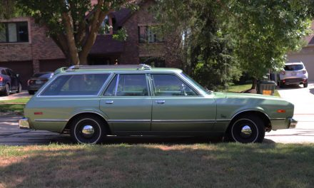Factory AC: 1977 Plymouth Volare Station Wagon 33K Mile Survivor – Sold?