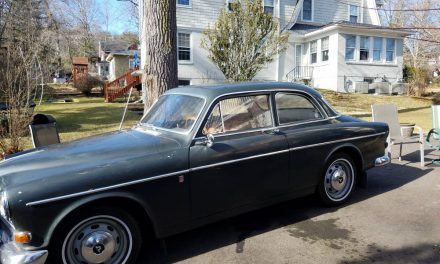 Solid Swede: 1967 Volvo 122s Coupe – Sold?