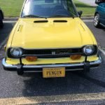 1976 Honda Civic CVCC 5-Speed Hatchback – $7,900