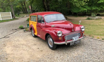 1968 Morris Minor 1000 Traveller – Sold?