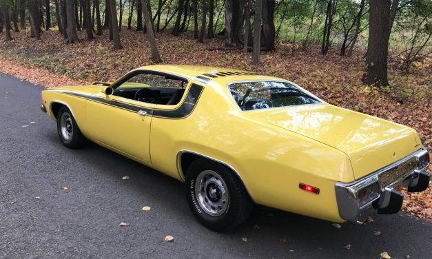 Beep Beep: 1973 Plymouth Road Runner GTX – $40,000