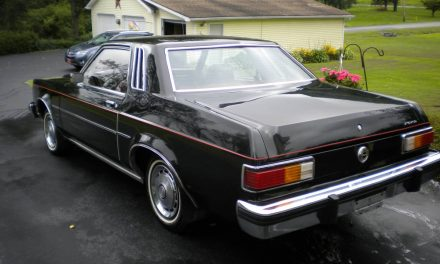 Three Or Four-Speed: 1979 Ford Granada 46K Mile Survivor – SOLD!