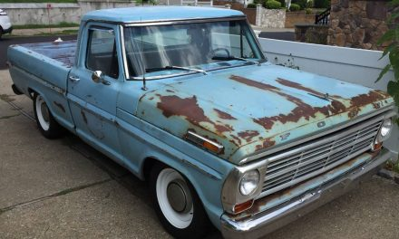 Rat Rod or Street Machine: 1972 Ford F100 Sport Custom Street Machine – SOLD!