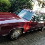 Red Panther: 1989 Ford Crown Victoria Station Wagon – SOLD!