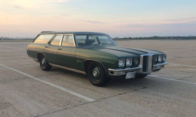Part Out or Rebuild: 1970 Pontiac Catalina Station Wagon Project – $1,600
