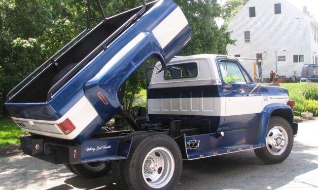 Back On Market: 1976 Chevrolet G50 Snub Nose Street Machine – STILL $29,500