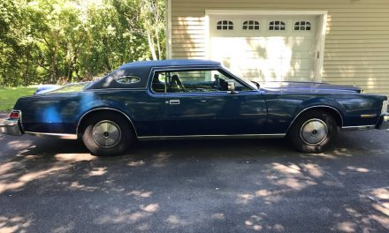 1975 Lincoln Continental Mark IV – Sold?