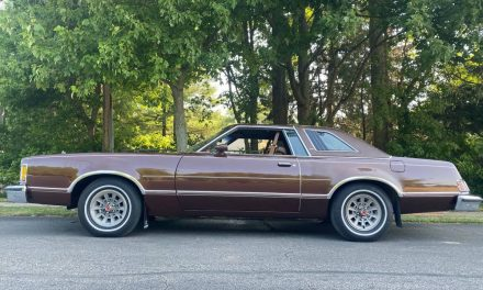 Sign of The Cat: 1977 Mercury Cougar XR7 – 28K Mile Survivor – SOLD!