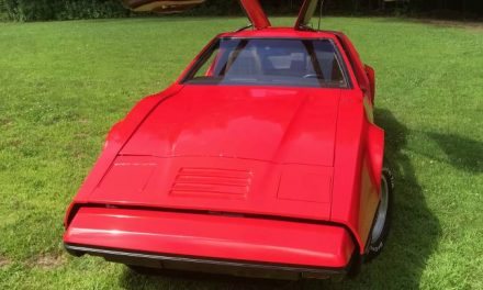Gullwinged Albatross:  1975 Bricklin SV-1 – SOLD!