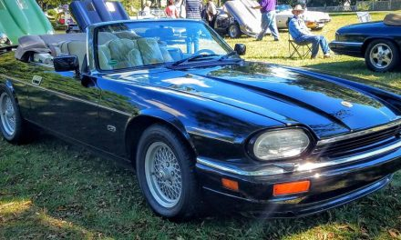 JCNA Member: 1994 Jaguar XJS V12 Convertible 57K Survivor – Sold?