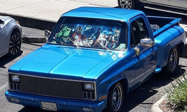 Guys With Their Rides 23: John And His 1981 C10 Stepside