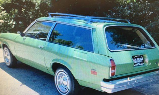 Hell Freeze II: 1976 Chevrolet Vega Wagon 14K Time Capsule – STILL $12,000