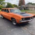 What If Wagon:  1970 Ford Torino Squire Wagon Street Machine – $18,500