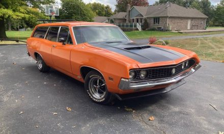 What If Wagon:  1970 Ford Torino Squire Wagon Street Machine – Sold?