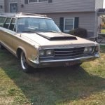 Hurst Equipped: 1965 Chrysler New Yorker Station Wagon – $16,500