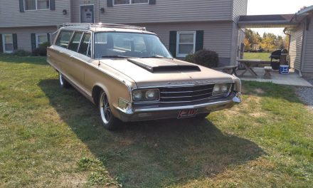 Hurst Equipped: 1965 Chrysler New Yorker Station Wagon – Sold?