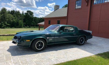 Jaded Hugger: 1978 Chevrolet Camaro Z/28 – SOLD!